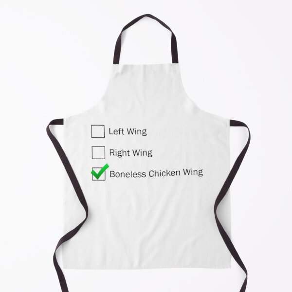 The Only Right Wing Apron