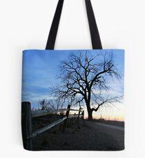 Rustic Trail Tote Bag