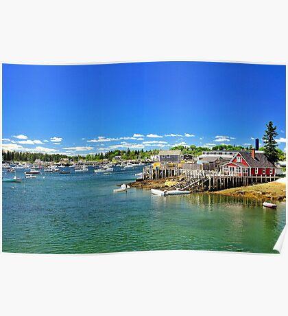 Vinalhaven, Maine Poster
