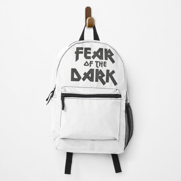 Fear of the dark, for heavy metal lovers Backpack