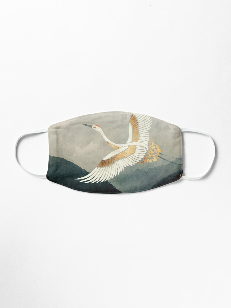 Alternate view of Elegant Flight Mask