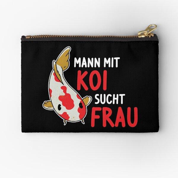 Koi Carp Fish breeder Zipper Pouch