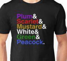 1 + 2 + 2 + 1 Unisex T-Shirt