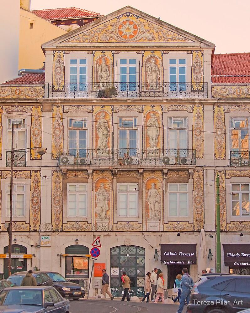 rua da trindade by terezadelpilar ~ art & architecture