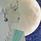 Goddess of the Moon by Jane Neill-Hancock