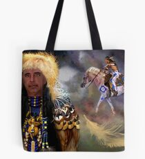 ☝ ☞CHEVEYO (NATIVE AMERICAN)TOM MEANING SPIRIT WARRIOR☝ ☞ Tote Bag