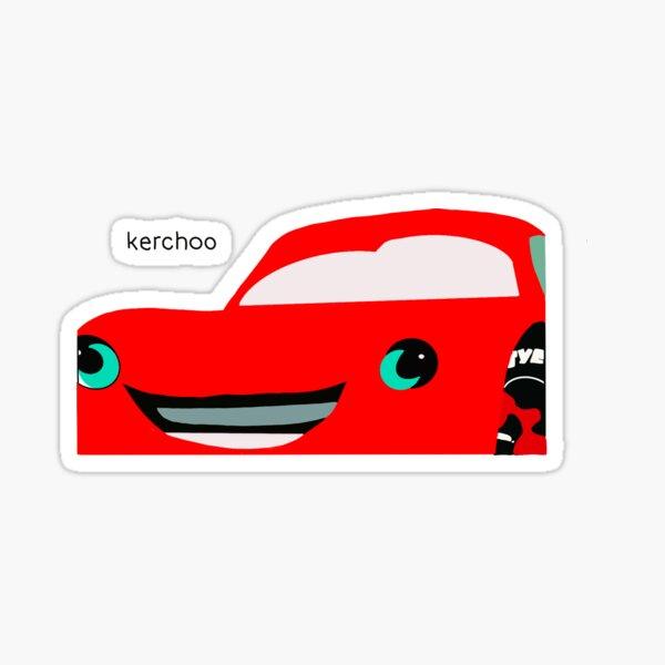 Kerchoo Sticker