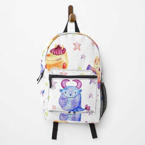 Cute Monsters Backpack