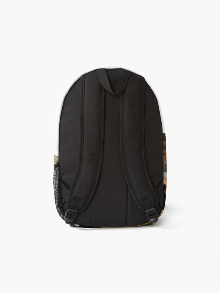 Alternate view of Copper and Gold Mountains Backpack