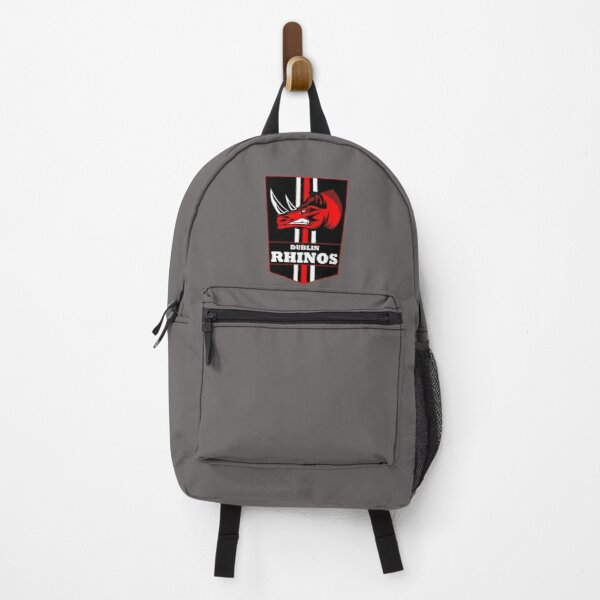 Rhinos Crest  Backpack