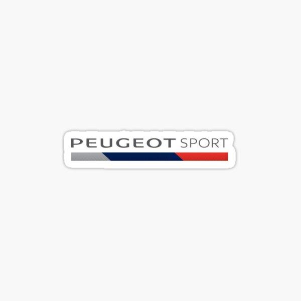 Peugeot Sport Pegatina