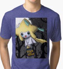 jirachi Tri-blend T-Shirt