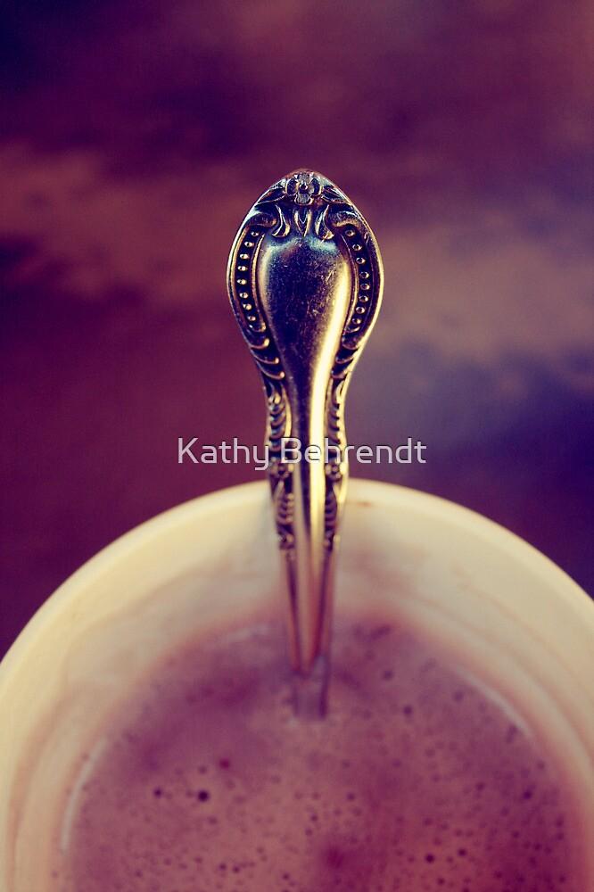 Hot Chocolate essential. by Kathy Behrendt
