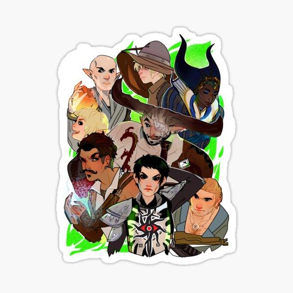 Dragon Age: The Inquisition Sticker