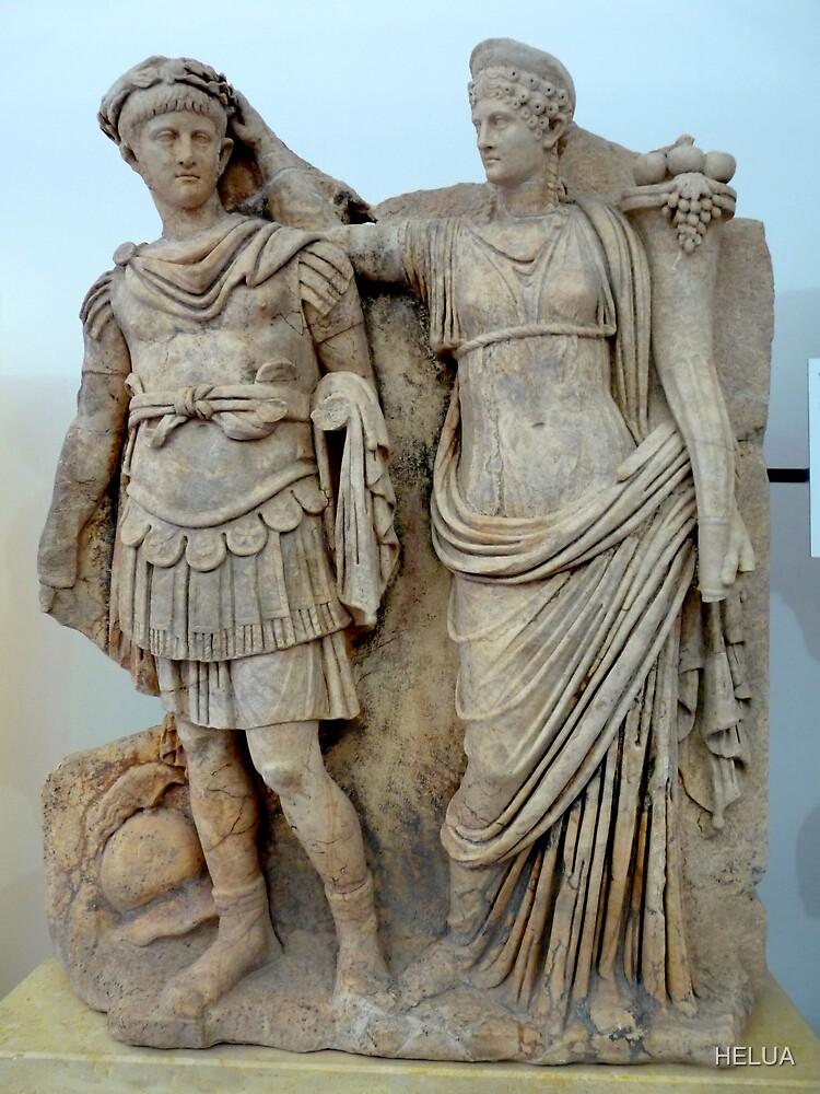 Agrippina & Nero by HELUA