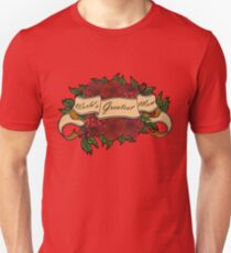 Mothers Day Roses Unisex T-Shirt