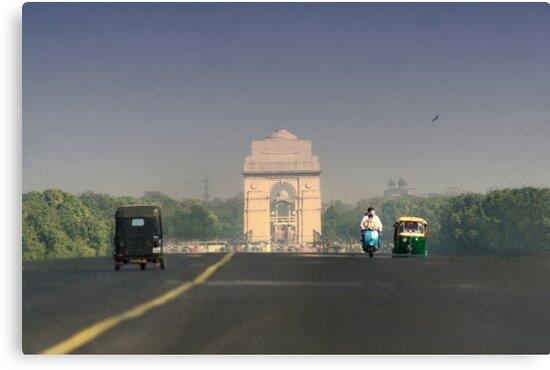 Gateway to India  by areyarey