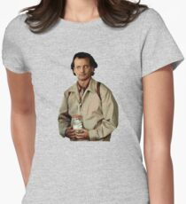 Bob Wiley Women's Fitted T-Shirt