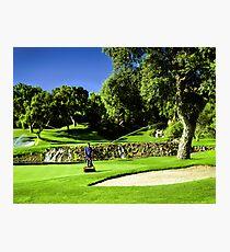 Valderrama Golf Club Photographic Print