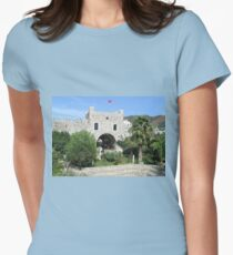 Marmaris Castle Womens Fitted T-Shirt