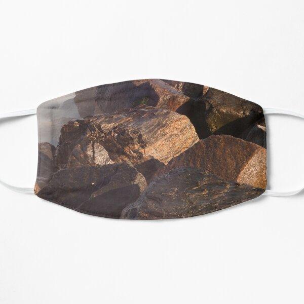 Ramsgate Harbour Rocks (Portrait Format) Mask
