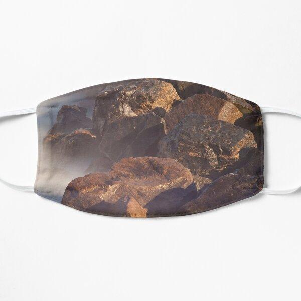 Ramsgate Harbour Rocks (Landscape Format) Mask