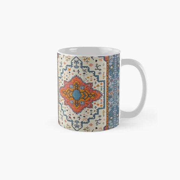 Vintage Oriental Traditional Boho Moroccan Style Artwork Classic Mug