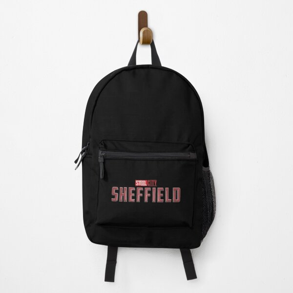 CAPTAIN SHEFFIELD (Sheffield Superheroes) Backpack