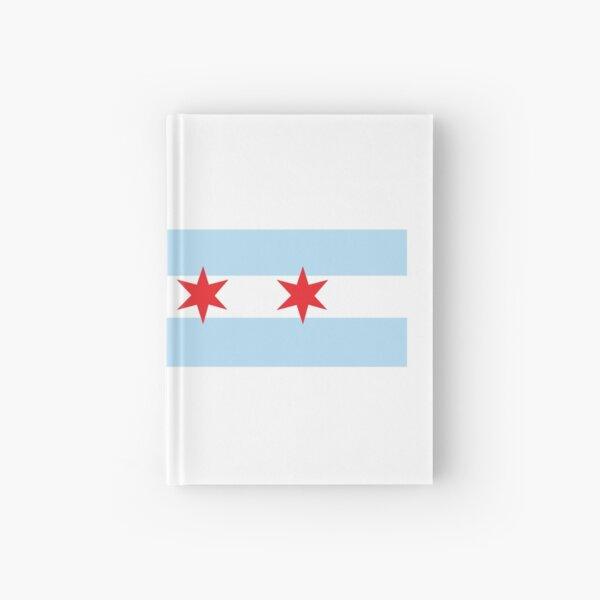 Chicago Flag Hardcover Journal