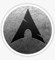Pegatina Arch Linux