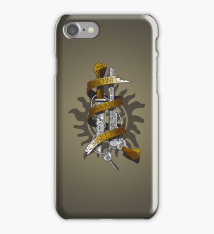 Winchester's Arsenal iPhone Case/Skin