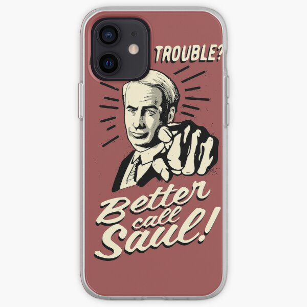 better call saul - VINTAGE iPhone Soft Case