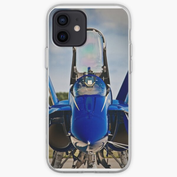 Blue Angels series iPhone Soft Case