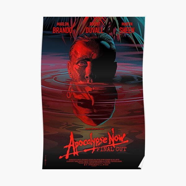 Apocalypse Now coupe finale (HQ) Poster