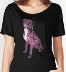Pit Bulls May Lick You To Death Women's Relaxed Fit T-Shirt