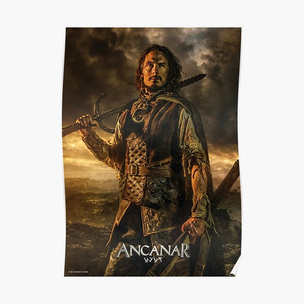 Ancanar Character Poster Poster