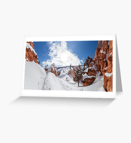 A Bryce Moment Greeting Card