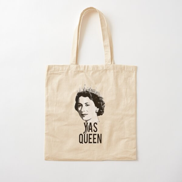 Tote Bag Yas Queen Lilac 38 x 42cm