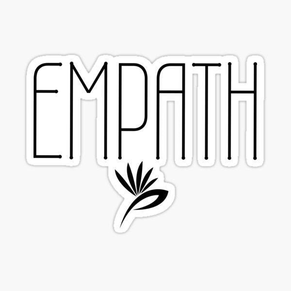 Empath Sticker