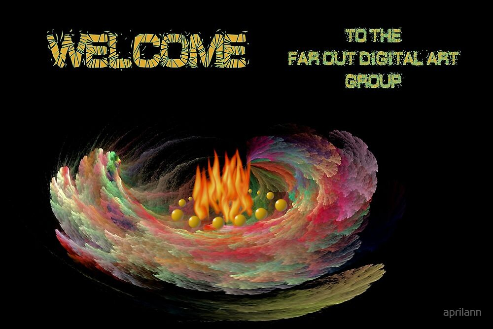 Banner - FODA - Welcome by aprilann