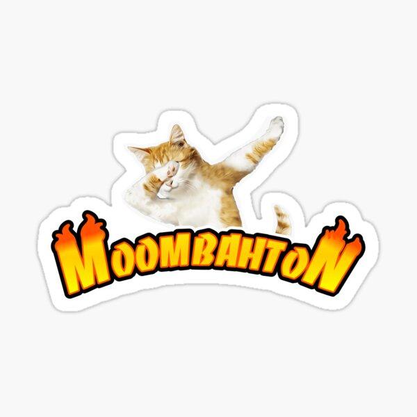 Moombahton gang MKSN Sticker