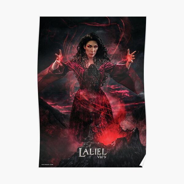 Laliel Character Poster Poster