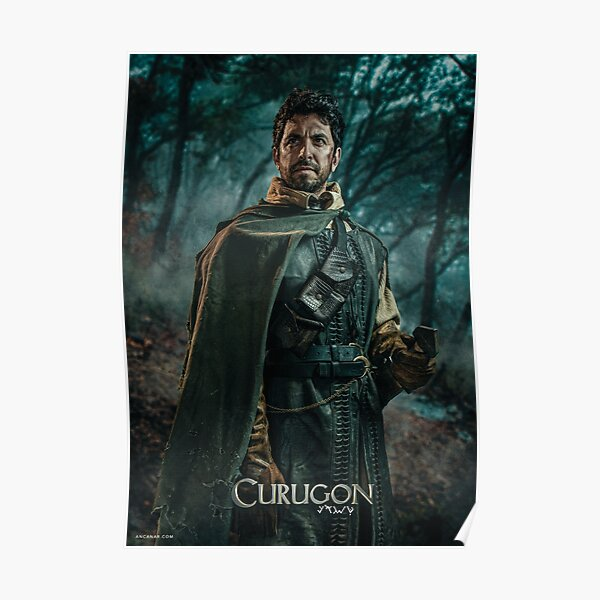 Curugon Character Poster Poster
