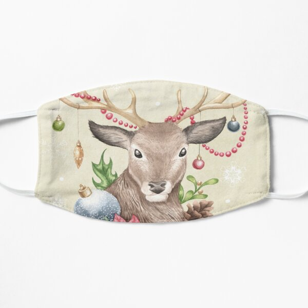 Festive Friends Reindeer Mask