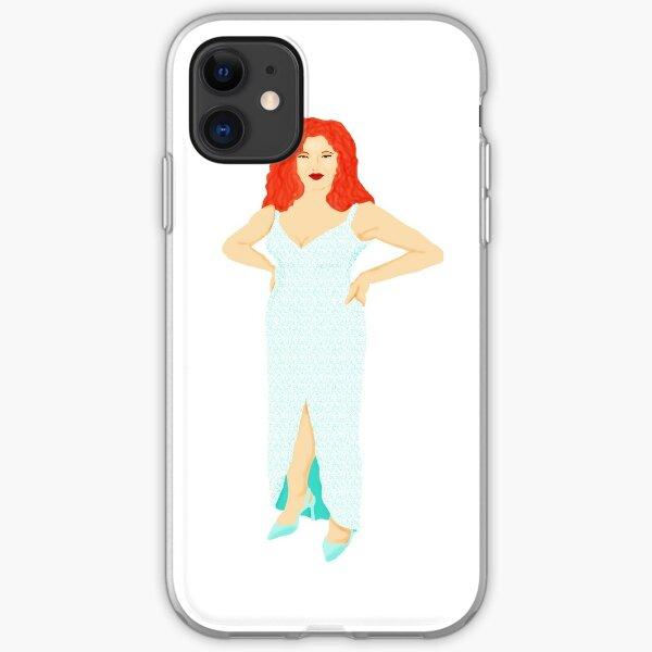 Bernadette iPhone Soft Case