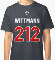 Panzer Aces - Michael Wittmann Classic T-Shirt