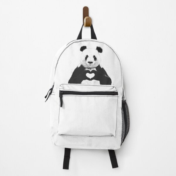 All you need is love Backpack