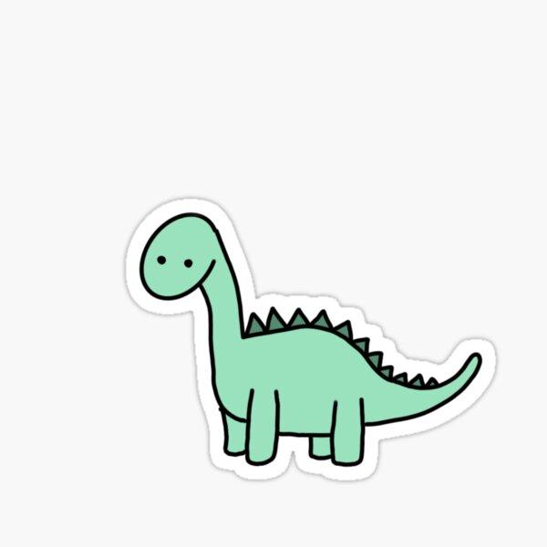 Dino Sticker