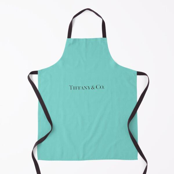 Tiffany Blue w/ Logo  Apron