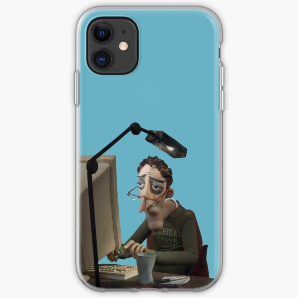 Coraline S Dad Meme Hd Iphone Case Cover By Goath Redbubble